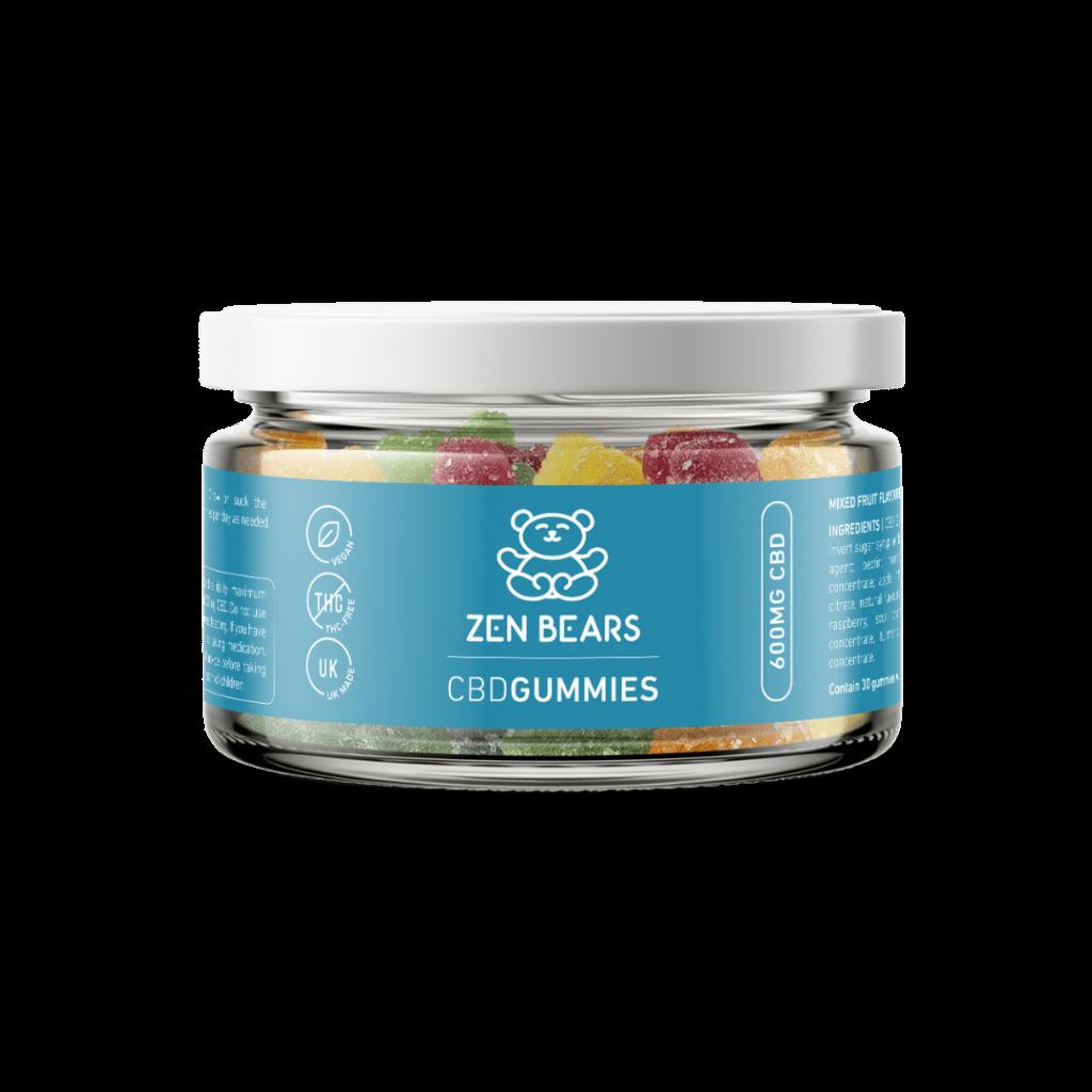 zenbears full jar