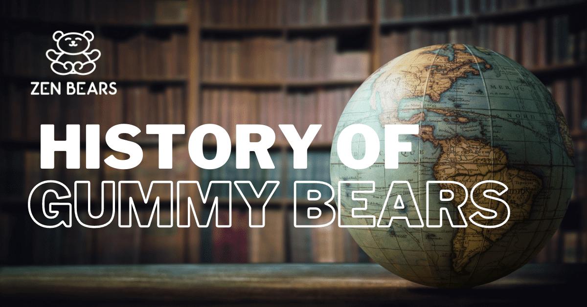 History of Gummy Bears