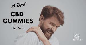 Best Gummy Bears for Pain