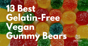 Best Gelatine Free Vegan Gummy Bears