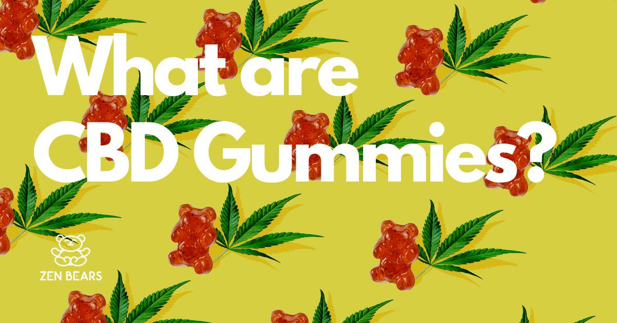 CBD Gummy Bear Definition