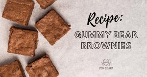 Gummy Bear Brownie Recipe