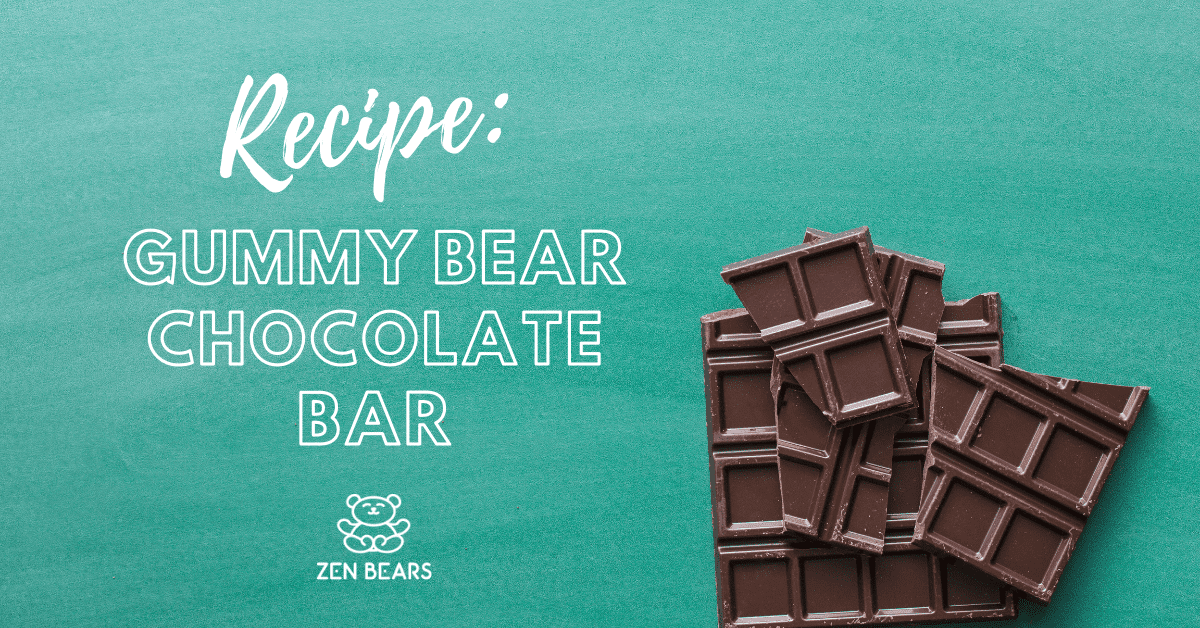 Gummy Bear Chocolate Bar Recipe