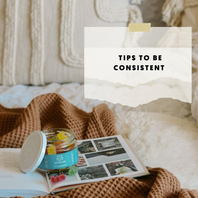 🐻 Tips to be consistent 🐻  ⭐Don't be hard on yourself ⭐If it goes wrong, don't give up! Start again tomorrow ⭐Make it part of your regular routine  ⭐Do a little each day, no matter how small ⭐Allow yourself to be flexible  What do you find helps you to keep on track? 💙 • • • #tips #tipsandtricks #consistency #consistent #cbdhelps #cbdproducts #cbduk #vegansupplements #veganlife #veganfoodshare #veganeats #cantbelieveitsvegan #selfhelp #selfhelptips #selfhelptools #selfhelpskills #selfcare